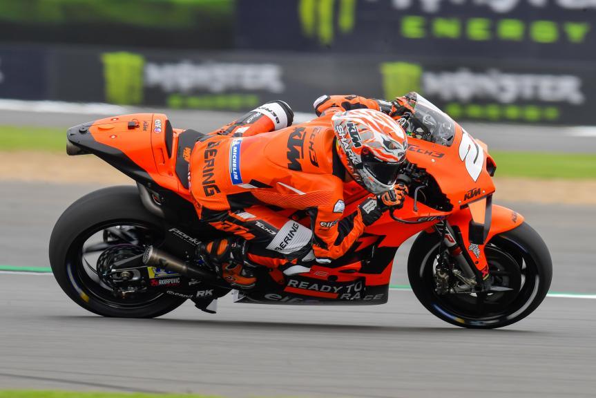 Iker Lecuona, Tech3 KTM Factory Racing, Monster Energy British Grand Prix