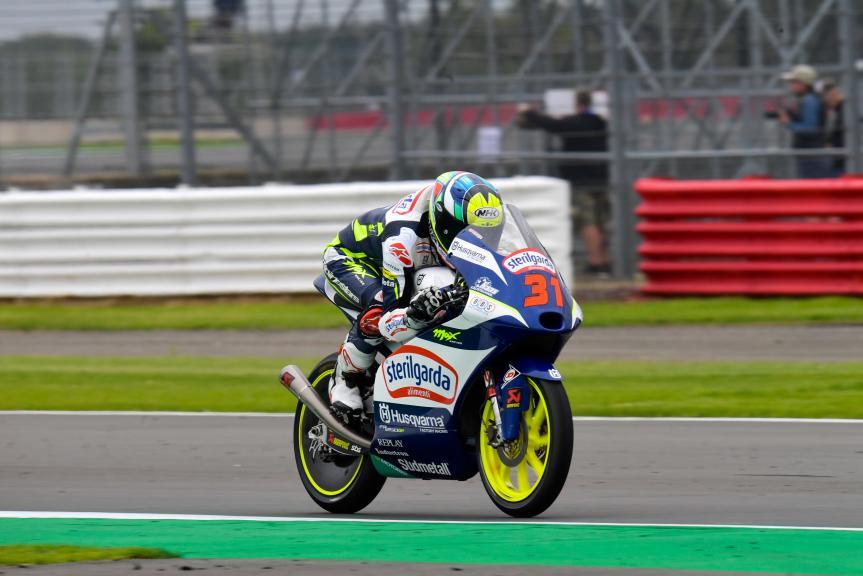 Adrian Fernandez, Sterilgarda Max Racing Team, Monster Energy British Grand Prix