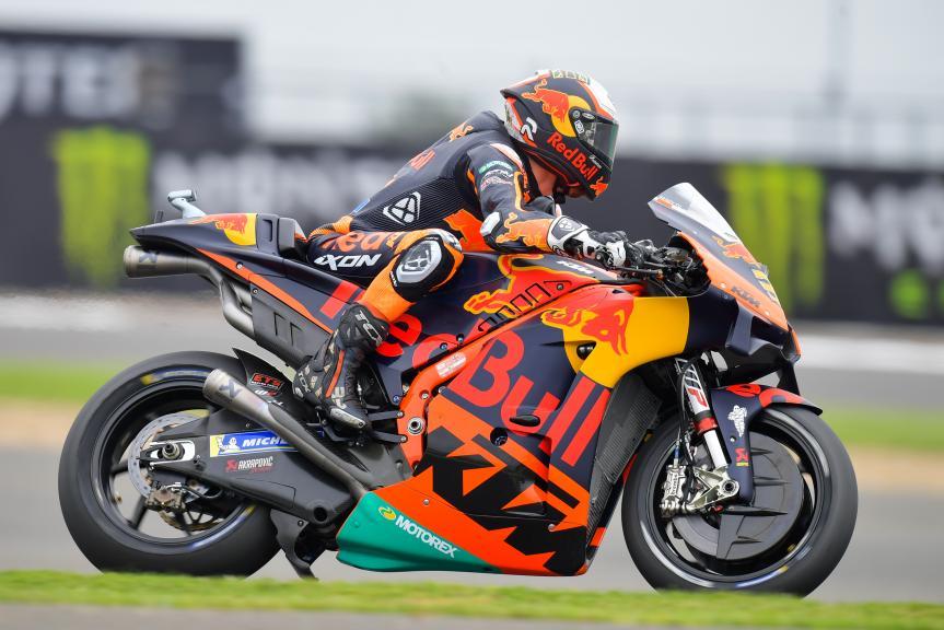 Brad Binder, Red Bull KTM Factory Racing, Monster Energy British Grand Prix