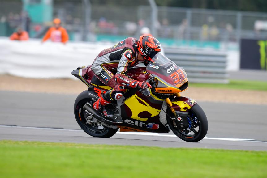 Augusto Fernandez, Elf Marc Vds Racing Team, Monster Energy British Grand Prix