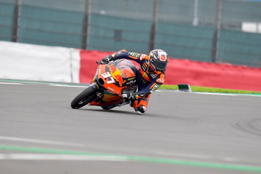 Pedro Acosta, Red Bull KTM Ajo, Monster Energy British Grand Prix