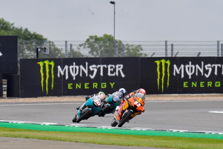 Darryn Binder, Deniz Oncu, Monster Energy British Grand Prix