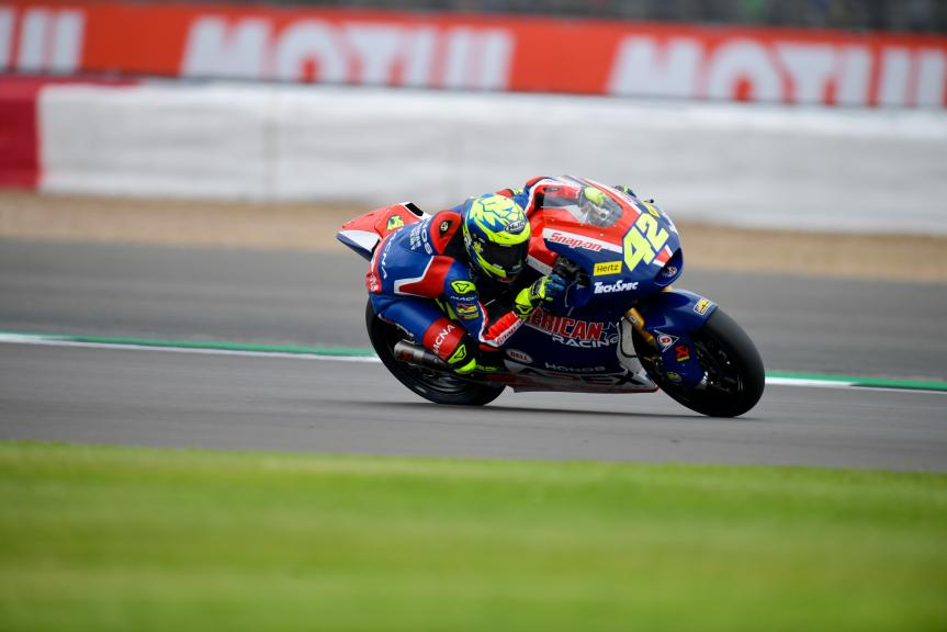 Marcos Ramirez, American Racing, Monster Energy British Grand Prix