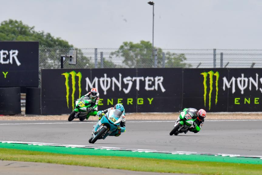Xavier Artigas, Maximilian Kofler, Monster Energy British Grand Prix