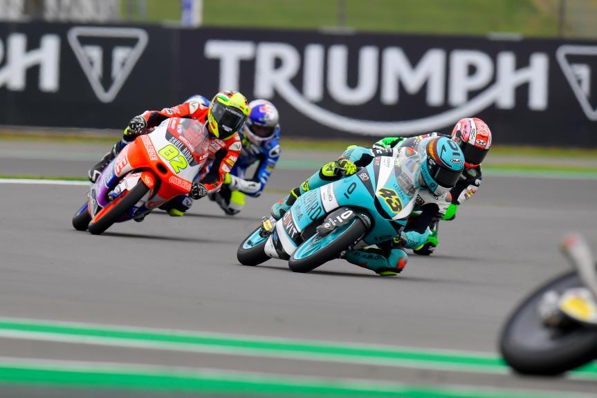 Xavier Artigas, Stefano Nepa, Monster Energy British Grand Prix