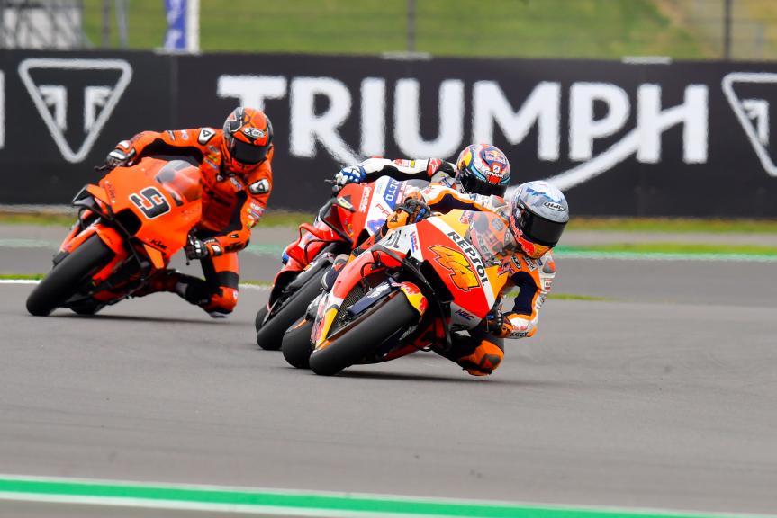 Pol Espargaro, Repsol Honda Team, Monster Energy British Grand Prix