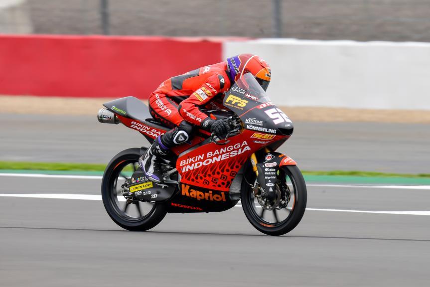 Jeremy Alcoba, Indonesian Gresini Racing Moto3, Monster Energy British Grand Prix