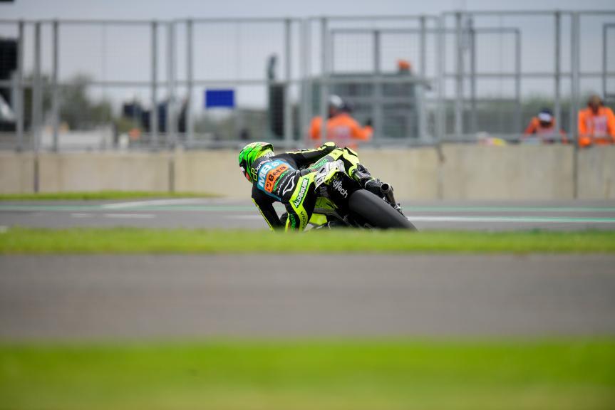 Fermin Aldeguer, Lightech Speed Up, Monster Energy British Grand Prix