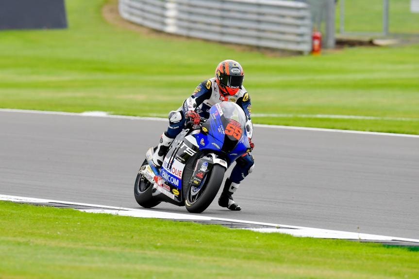 Hafizh Syahrin, NTS Rw Racing GP, Monster Energy British Grand Prix
