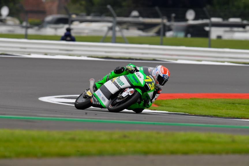 Maximilian Kofler, CIP Green Power, Monster Energy British Grand Prix