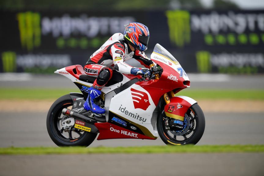 Ai Ogura, Idemitsu Honda Team Asia, Monster Energy British Grand Prix