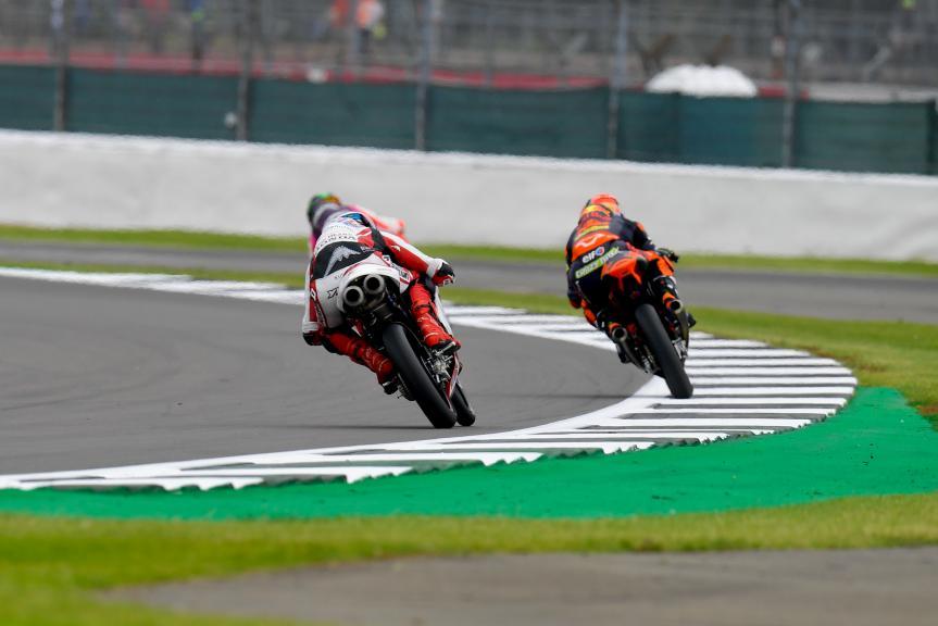 Yuki Kunii, Honda Team Asia, Monster Energy British Grand Prix