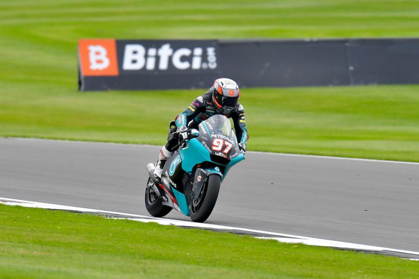 Xavi Vierge, Petronas Sprinta Racing, Monster Energy British Grand Prix