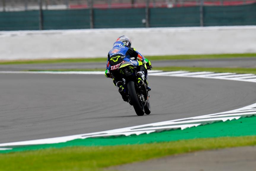 Carlos Tatay, Avintia Esponsorama Moto3, Monster Energy British Grand Prix