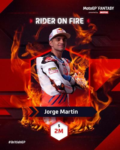 Having trouble deciding who to put into your #MotoGPFantasy team