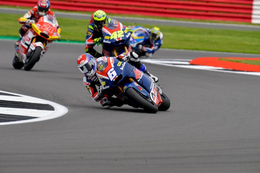 Cameron Beaubier, American Racing, Monster Energy British Grand Prix
