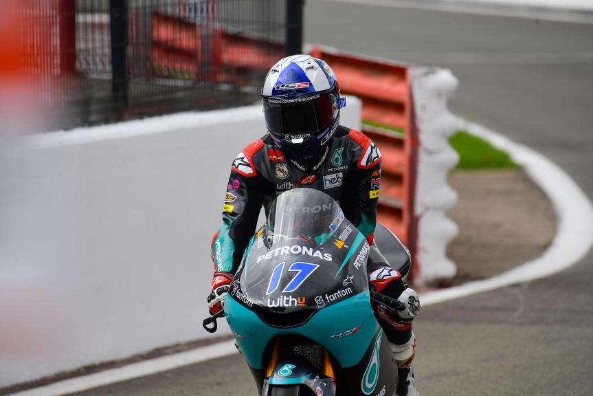 John Mcphee, Petronas Sprinta Racing, Monster Energy British Grand Prix