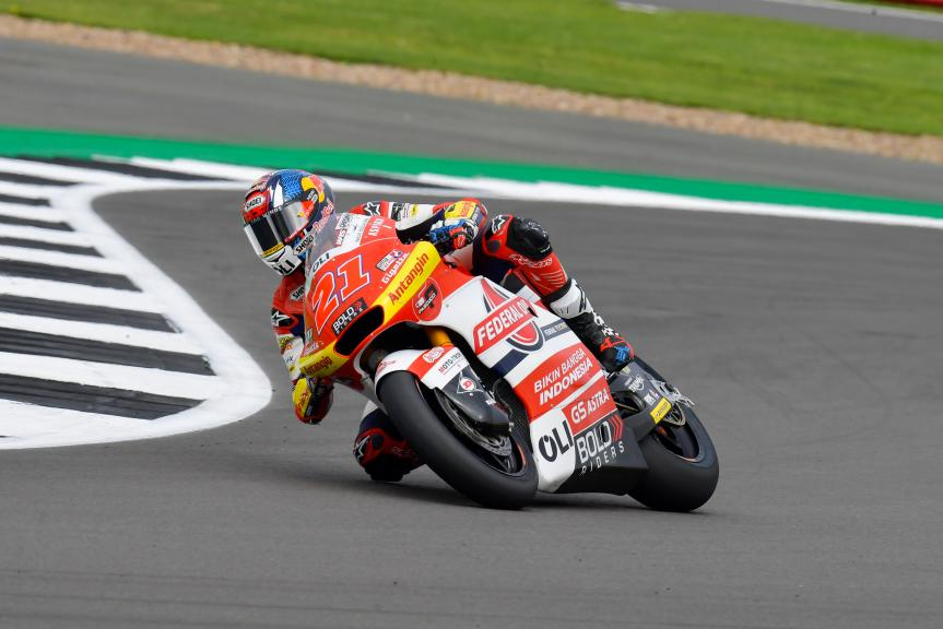 Fabio Di Giannantonio, Federal Oil Gresini Moto2, Monster Energy British Grand Prix