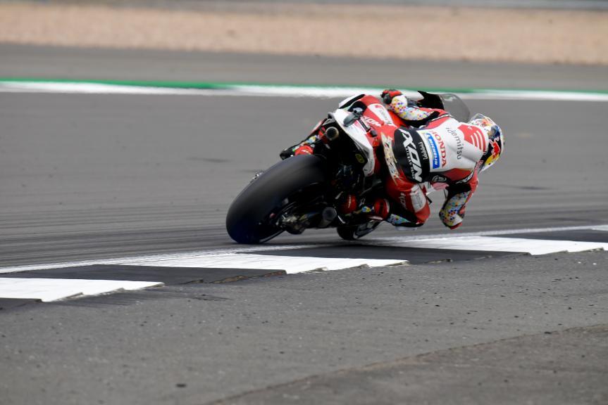 Takaaki Nakagami, LCR Honda Idemitsu, Monster Energy British Grand Prix