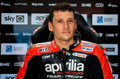 Savadori se retira del GP de Gran Bretaña