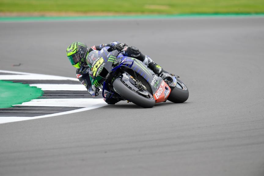 Cal Crutchlow, Monster Energy Yamaha MotoGP, Monster Energy British Grand Prix