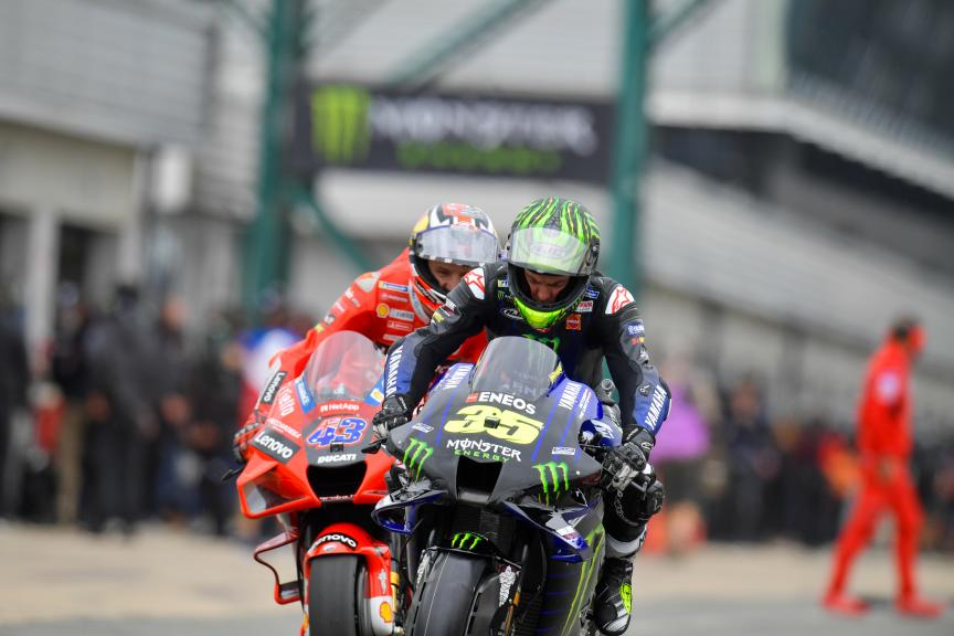 Jack Miller, CAl Crutchlow, Monster Energy British Grand Prix