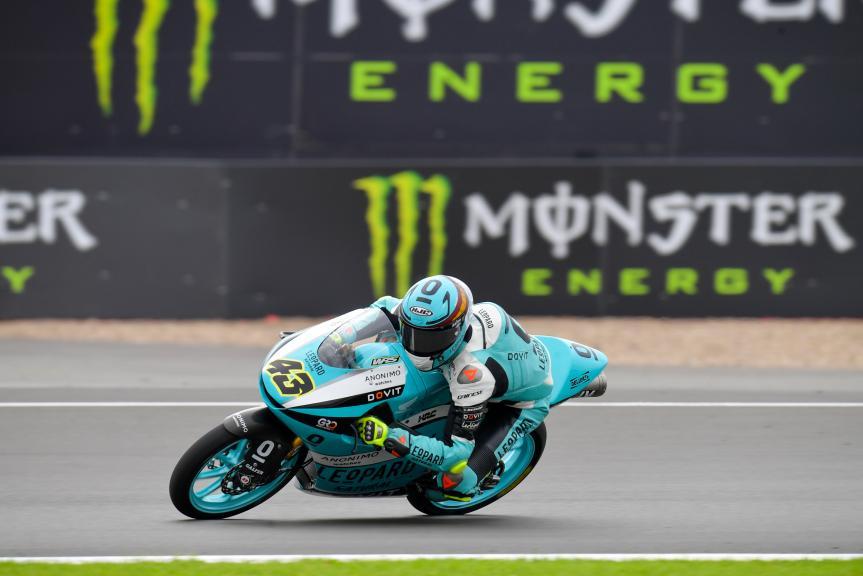 Xavier Artigas, Leopard Racing, Monster Energy British Grand Prix