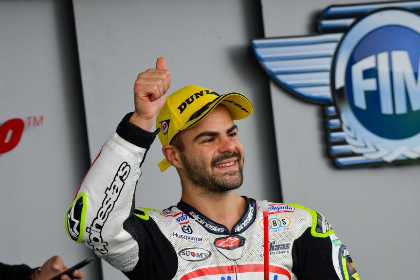 Romano Fenati, Sterilgarda Max Racing Team, Monster Energy British Grand Prix