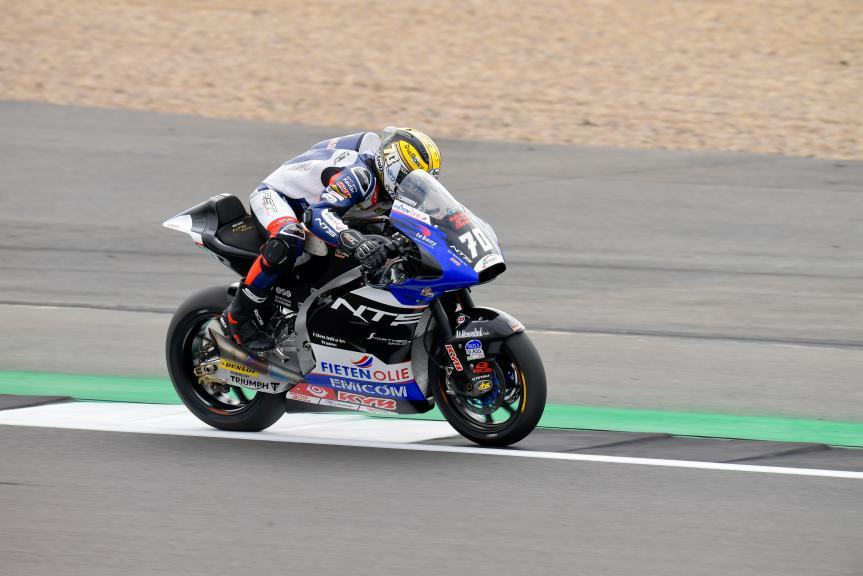 Barry Baltus, NTS RW Racing GP, Monster Energy British Grand Prix