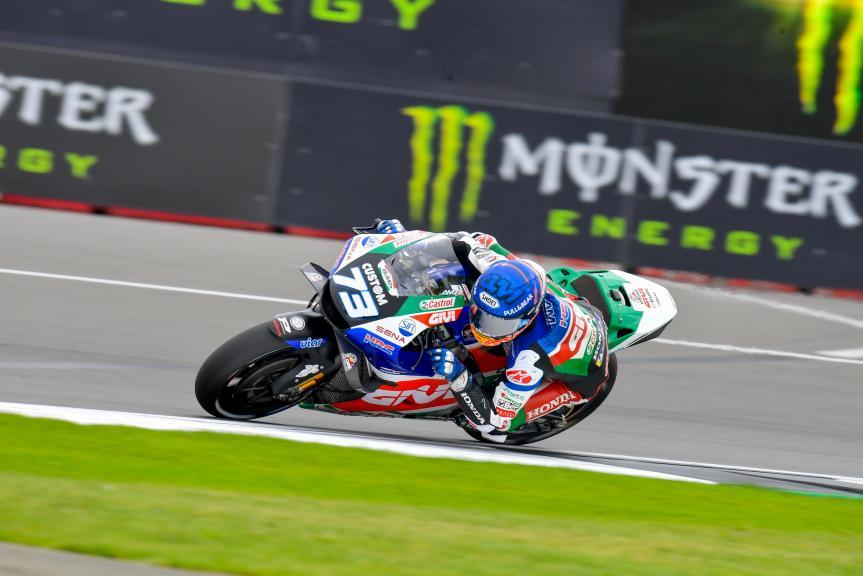 Alex Marquez, LCR Honda Castrol, Monster Energy British Grand Prix