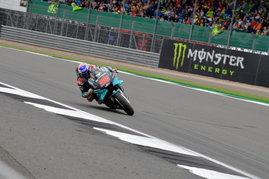 Jake Dixon, Petronas Yamaha SRT, Monster Energy British Grand Prix