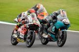 Darryn Binder, Tatsuki Suzuki, Jaume Masia, Monster Energy British Grand Prix