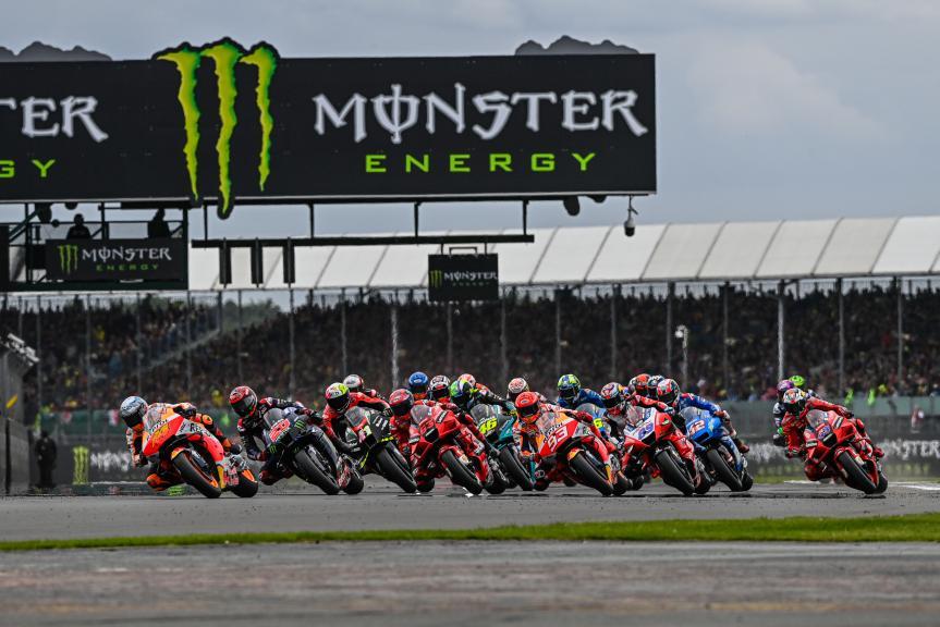 MotoGP, Race, Monster Energy British Grand Prix