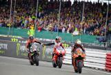 Johann Zarco, Aleix Espargaro, Monster Energy British Grand Prix