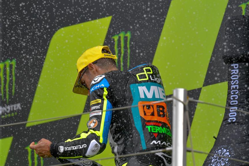 Jorge Navarro, Lightech Speed Up, Monster Energy British Grand Prix
