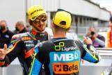 Jorge Navarro, Remy Gardner, Monster Energy British Grand Prix