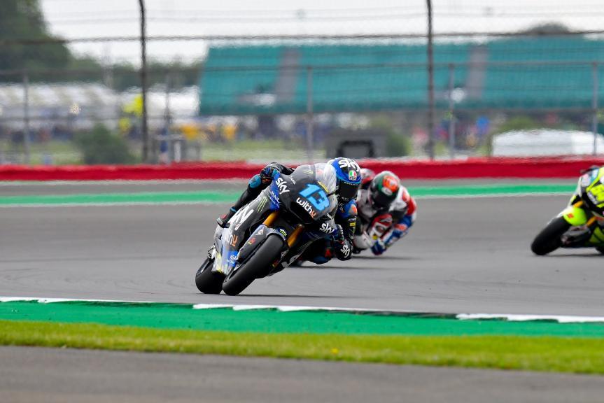 Celestino Vietti, Sky Racing Team VR46, Monster Energy British Grand Prix