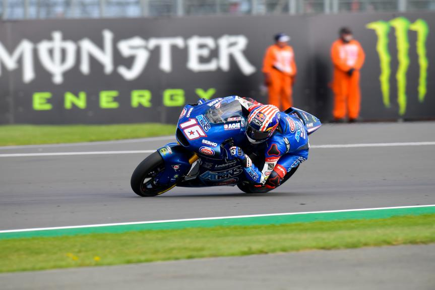 Joe Roberts, Italtrans Racing Team, Monster Energy British Grand Prix