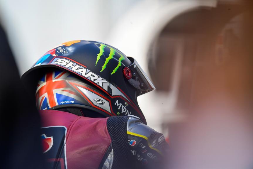 Sam Lowes, Elf Marc Vids Racing Team, Monster Energy British Grand Prix