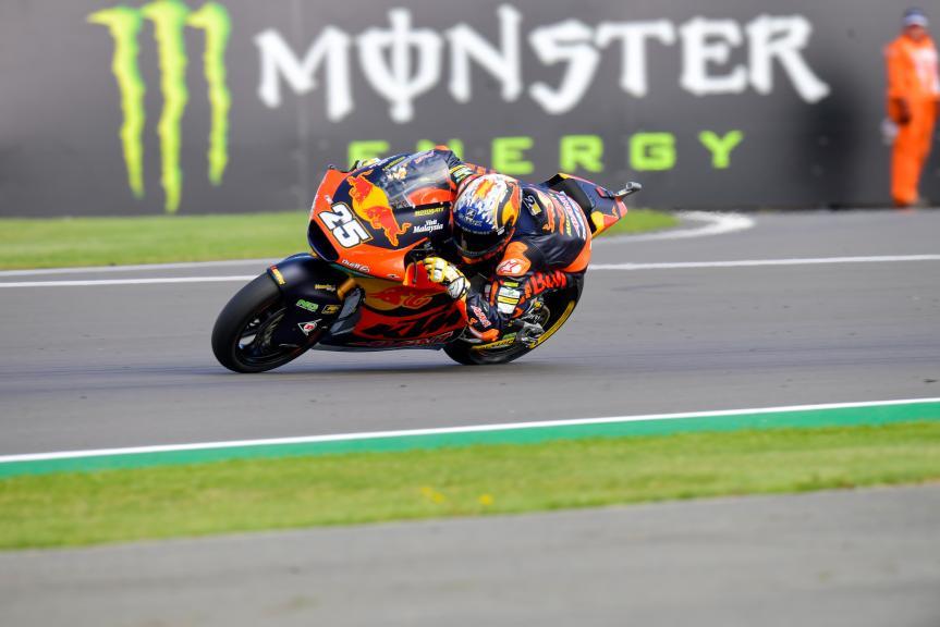Raul Fernandez, Red Bull KTM Ajo, Monster Energy British Grand Prix