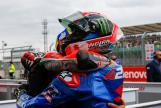 Alex Rins, Aleix Espargaro, Monster Energy British Grand Prix
