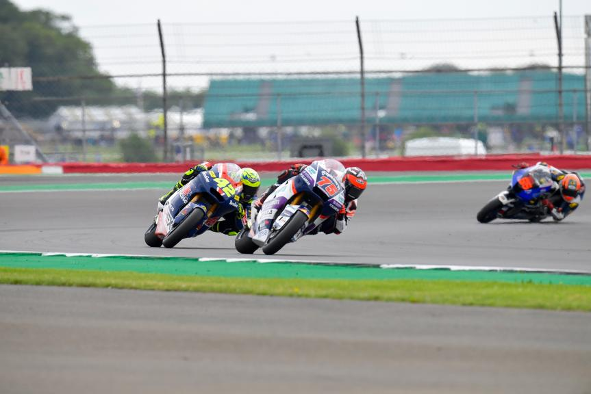 Albert Arenas, Marcos Ramirez, Monster Energy British Grand Prix