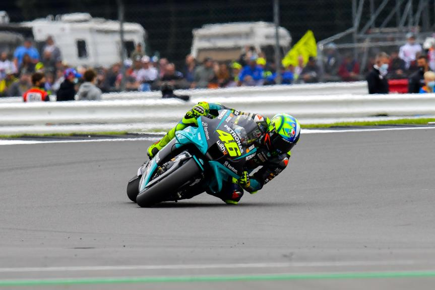 Valentino Rossi, Petronas Yamaha STR, Monster Energy British Grand Prix