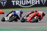 Francesco Bagnaia, Alex Marquez, Monster Energy British Grand Prix