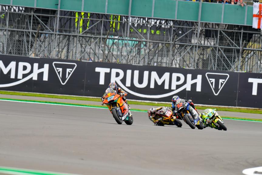 Marco Bezzecchi, Remy Gardner, Monster Energy British Grand Prix