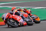 Jorge Martin, Marc Marquez, Monster Energy British Grand Prix