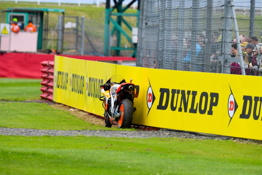 Marc Marquez, Repsol Honda Team, Monster Energy British Grand Prix