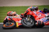 Marc Marquez, Jorge Martin, Monster Energy British Grand Prix