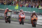 Aleix Espargaro, Johann Zarco, Monster Energy British Grand Prix