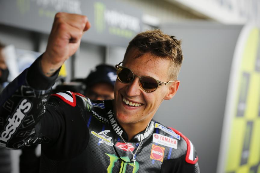 Fabio Quartararo, Monster Energy Yamaha MotoGP, Monster Energy British Grand Prix